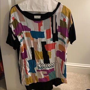 Size S top from Anthropologie